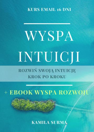 KURS 16 DNI Wsypa Intuicji + Bonus Ebook Wyspa Rozwoju