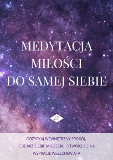 Medytacja Miłości do Samej Siebie (864hz)