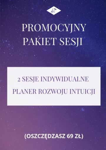 Promocyjny Pakiet Sesji Indywidualnych