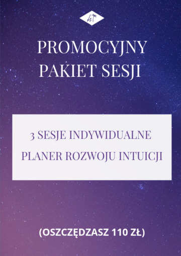 Promocyjny Pakiet 3 Sesji Indywidualnych