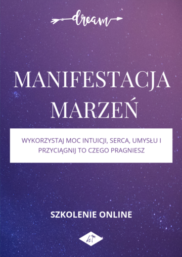 Manifestacja Marzeń – Szkolenie Online