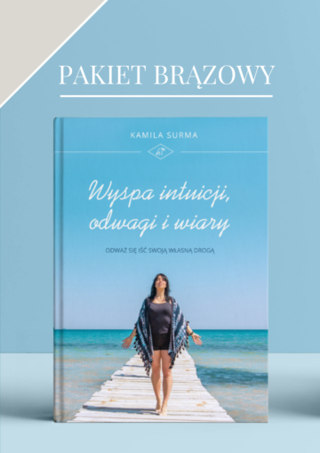 Książka – Wyspa intuicji, odwagi i wiary